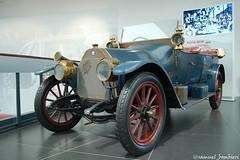 Alfa Romeo A.L.F.A. 24HP (racecarsontheroad) Tags: racecarsontheroad museoalfa museoalfaromeo alfa romeo alfaromeo 24hp torpedo castagna 1910