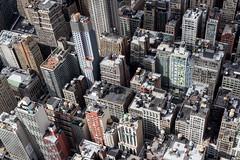 Midtown Manhattan - New York, USA (Dutchflavour) Tags: newyork manhattan midtown building skyscraper skyline cityscape city roof urban density newyorkcity nyc empirestatebuilding unitedstatesofamerica usa