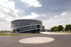 EURODAL BARCO 12 (Eurodal) Tags: eurodal eurodalvloerplaten beton betonnenvloerplaten kantoor kantoren buitenvloer eurodalbedrijfsterreinen outdoor buitenaanleg