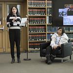 Dr. Carol Payne of Carleton University and Sheena Ellison / Carol Payne, de l'Université Carleton, et Sheena Ellison thumbnail