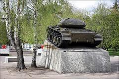 Борисов, Беларусь, памятник Т-55 (zzuka) Tags: борисов беларусь borisov belarus
