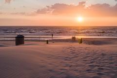 Noordwijk Sunset (eypandabear) Tags: noordwijk zuidholland netherlands nl digital