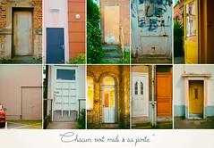 portes1 (+ Groupe DOUCEUR + ABCédaire) Tags: portes coloré extérieur mosaique flickr flickrelite flickrelitegroup nikon nikoneurope nikonpassion photo photographesamateursdumonde