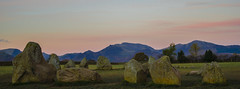 Sunrise over Castlerigg Stone Circle(20) (Walks in Dreams) Tags: ancient pagan england kevincjpoole lakedistrict standingstone cumbria mountains mystical sacred sunrise mysterious castleriggstonecircle landscape worldheritagesite