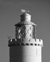 Start Point Lighthouse (mpb_17) Tags: building lighthouse devon