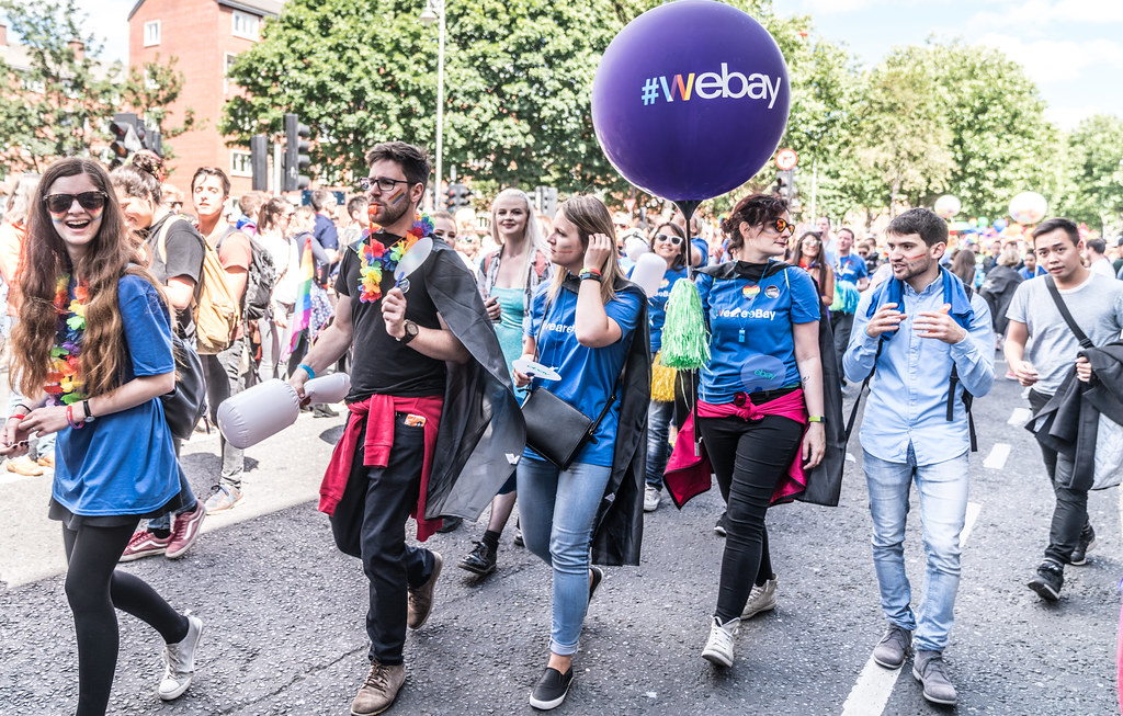 LGBTQ+ PRIDE PARADE 2017 [ON THE WAY FROM STEPHENS GREEN TO SMITHFIELD]-130137
