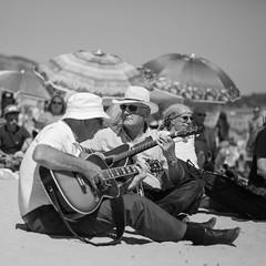20170617-_D3_0957 (markypem1971) Tags: guitars friends blackandwhite beach guitarsonthebeach mono music