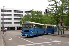 Eine neue Runde zum MVG-Museum beginnt; der Bus verlässt den Giesinger Bahnhof (Frederik Buchleitner) Tags: 145 890ugm16a bus gelenkbus göppel linieo7 man munich museumslinie münchen ocm omnibus omnibusclub omnibusclubmünchenev