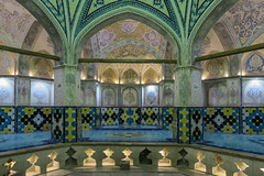 Sultan Amir Ahmad Bathhouse (pleymalex) Tags: iran house old abbasi tabatabei kashan desert sun