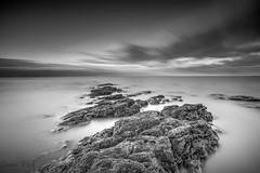 End of time (Simon Rich Photography) Tags: walton name beach long exposure blackandwhite rocks sea coast coastline jurassic essex east anglia clouds cloudscape movement nd110 lee filter still calm simonrich simonrichphotography mrmonts canon