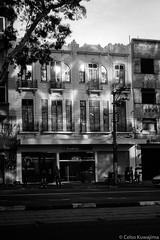 Avenida Cásper Libero, São Paulo (Celso Kuwajima) Tags: cityview ilfordfp4 epsonv800 silverfastai landscape streetphotography architecture outdoor analogphotography buildings yashicazoomate70 20170631 sãopaulo brazil br