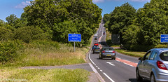 A40-Arnolds-Hill (PRPhoto-Wales) Tags: 2017 a40 arnoldshill june pembrokeshire wales accelerate busy hill mainroad photograph prphotowales race racetrack road steep track nothdr