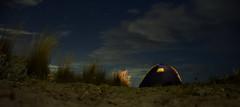 night sky in greece