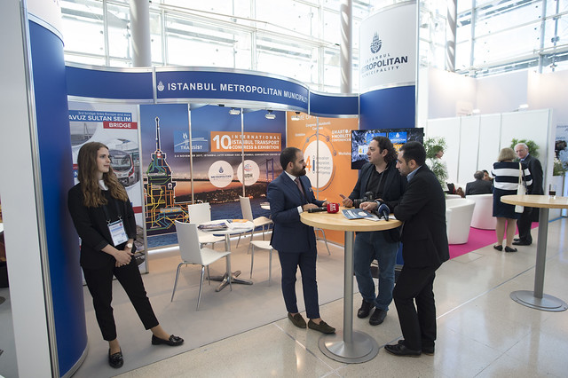 Istanbul stand