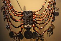 Beads and metal (ejhrap) Tags: israelmusuem jerusalem israel museum jewelry