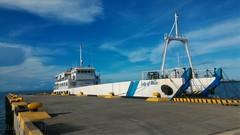 LCT LADY OF SMILE (BukidBoy_31) Tags: ladyofsmile medalliontransport philippineships philippineship ship ships ubayport ubaybohol bohol philippines