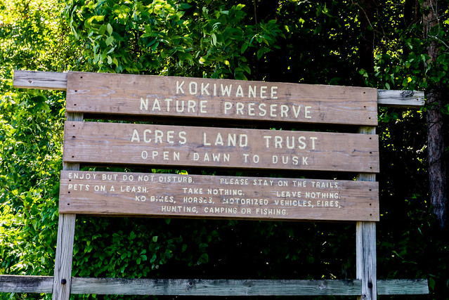 Kokiwanee Nature Preserve - June 6, 2017
