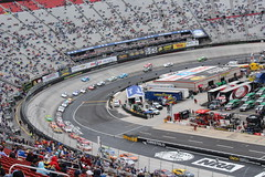 Our view of the Food City 500 at Bristol Motor Speedway (Hazboy) Tags: hazboy hazboy1 nascar auto car race racing bristol motor speedway food city 500 tennessee sport usa us america
