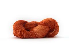 Leather (LianaB.) Tags: seta silk tussahsilk tussah tintoamano handpainted handmade cuoio