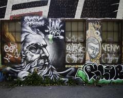 The old man (aerojad) Tags: eos canon 80d dslr 2017 city urban art artinpublicplaces streetart publicart mural murals graffiti vacation travel wanderlust graffitialley toronto canada vibrant colorful