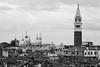 Venezia dai tetti (maurizio.merico) Tags: venezia san marco tetti tegole rosso red roof veneto italia venedig ohhh campanile chiesa belt tower