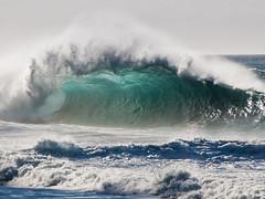 Breaking Wave Kauai Hawaii 1 (mountwall) Tags: hotcelebwallpaperzcom beautyinnature water pacificislands awayfromitall beauty hawaii impact kauai kauaicounty marinescene napalicoast nobody northamerica oceania outdoors travel pacificstates polynesia powerinnature scenic sea seascape shore splashing surf usa