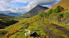 Beinn Dorain (andrewmckie) Tags: beinndorain bendorain argyle argyleandbute bridgeoforchy scottishscenery scenery scotland scottish outdoor mountain munro