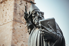 Gregory (The Hobbit Hole) Tags: 70300mmf4556gvr split nikon d700 statue croatia