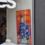 Scotland, Be Brave, Say Yes Artwork thumbnail