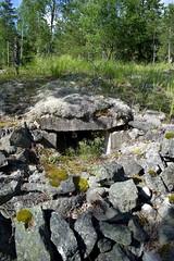 DSC_1885 (PorkkalanParenteesi/YouTube) Tags: bunkkeri bunker hylätty abandoned neuvostoliitto soviet porkkalanparenteesi porkkala exploring exploration finland suomi siuntio