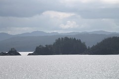 British Columbia ~ into the glare (karma (Karen)) Tags: canada britishcolumbia mountains clouds glare topf25