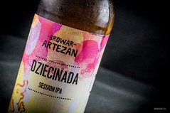 Dzieciniada 005 Browarnicy (Browarnicy.pl) Tags: artezan ipa craft craftbeer kraft piwokraftowe piwo bier bottle label cap