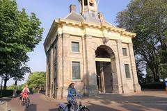 2017-06-21 14.15.47 (walterkolkma) Tags: westfiresland fietsen bikes biking netherlands holland landscapes bicycles cycling enkhuizen dijk dike dromedaris koepoort sonyilce6300