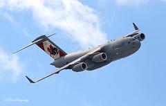 RCAF C-17 Globemaster (James Lees Photography) Tags: rcaf c17 canada air force royal canadian royalcanadianairforce militaryaircraft hamilton ontario globemaster