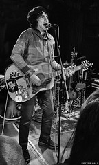 Jesse Malin (peterphotographic) Tags: photo11072017210237sefexedwm jessemalin iphone 6s apple ©peterhall dingwalls camden northlondon london england uk britain nik silverefexpro2 blackandwhite bw monochrome livemusic live music musician singer guitarist guitar gig concert stage