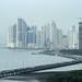Panama City as seen from Costa del Este