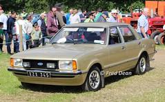Ford Cortina 1.6 GL (XZX345). (Fred Dean Jnr) Tags: innishannonsteamvintagerally innishannonsteamvintagerally2017 dunkereen cork june2017 kerryreg ford cortina 16 gl zx ky xzx345