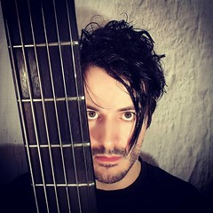 James Kennedy - Guitar (jameskennedyUK) Tags: jameskennedy jameskennedyuk jameskennedystuff kyshera konic wales cardiff caerphilly rock singer male songwriter producer band alternative home unconditional circle pop sidefringe guitar takamine pose acoustic messyhair photoshoot