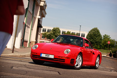 Porsche 959 (Jeff_B.) Tags: cars caffe bergen newjersey newyork carscaffe automobile classic exotic exotics auto car tices ticescorner carsanddecaf 959 porsche rally groupb rare 911
