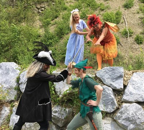 Peter Pan_Fotoshooting Juni 2017