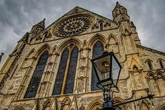 York Minster 2 (21mapple) Tags: yorkminster york minster church religion religious old building yorkshire gas lamp gaslamp
