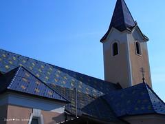 St Mirko's church, Šestine, roof 2