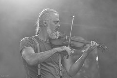 Versengold I (Maike B) Tags: versengold live gig violine music musik geige mittelalterkulturfestival gutbasthorst mps konzert concert monochrome