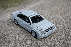 Peugeot 607 (Rolic) Tags: rolands kirpis peugeot 607 lego moc scale model custom rolic car