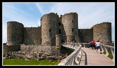 Entrance (veggiesosage) Tags: wales harlech castle aficionados gx20 sigma1020mmf456dc harlechcastle