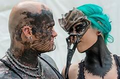 Dünyanın en büyük Gotik kültür festivali Almanya'da yapıldı (Teknoformat) Tags: almanya eğlence etkinlik festival germany gothicculture gothicfestival gotikfestival gotikkültür haber