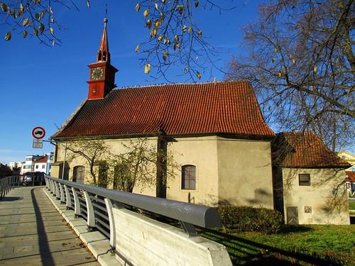 Kostel u Sázavy