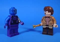Amy, what happend to you! (MrKjito) Tags: lego minifigs doctor who amy 11th matt smith pond guradians galaaxy