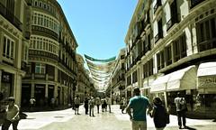 Calle Larios- Málaga (portalealba) Tags: málaga magiccity andalucía españa spain portalealba fuji 1001nights 1001nightsmagiccity