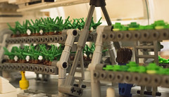 Arsia Prime | 4 (eldeeem) Tags: lego mars colony settlement greenhouse vegan rover flesh nougat exploration science scifi